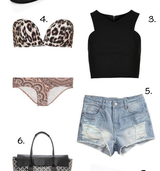 Weekend Essentials for Any Kind of Getaway