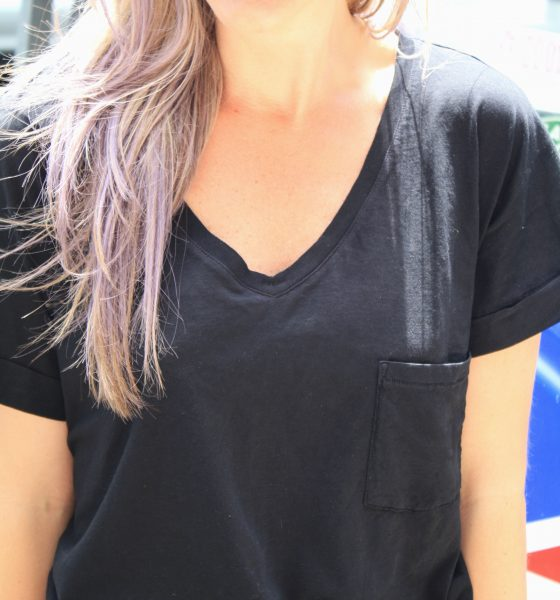 Purple Hair, Don't Care.