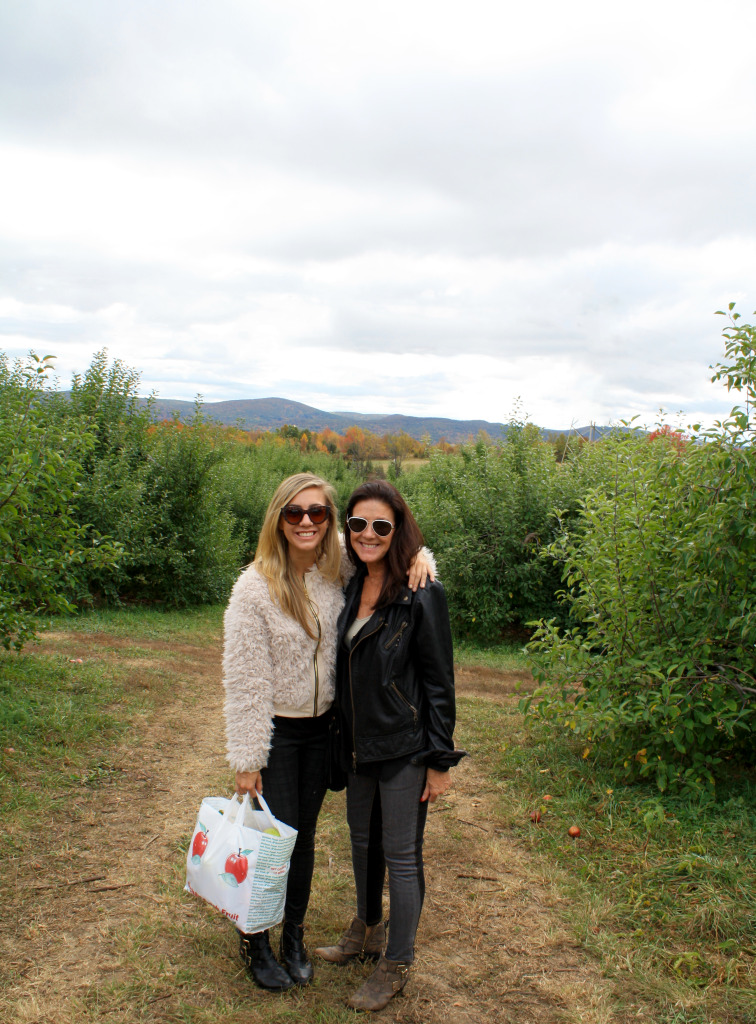 Hudson River Valley, Fall Foilage, Apple Picking, Upstate NY, Mother Daugther day trip