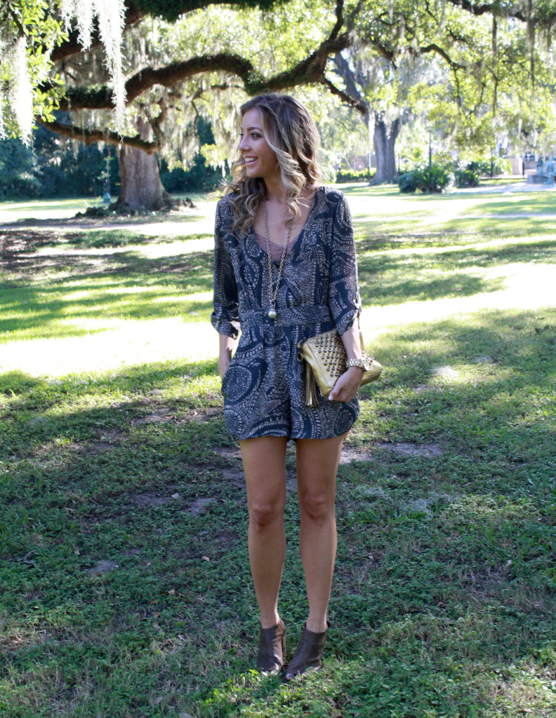 New Orleans, Audubon Park, What I Wore, Travel, Style