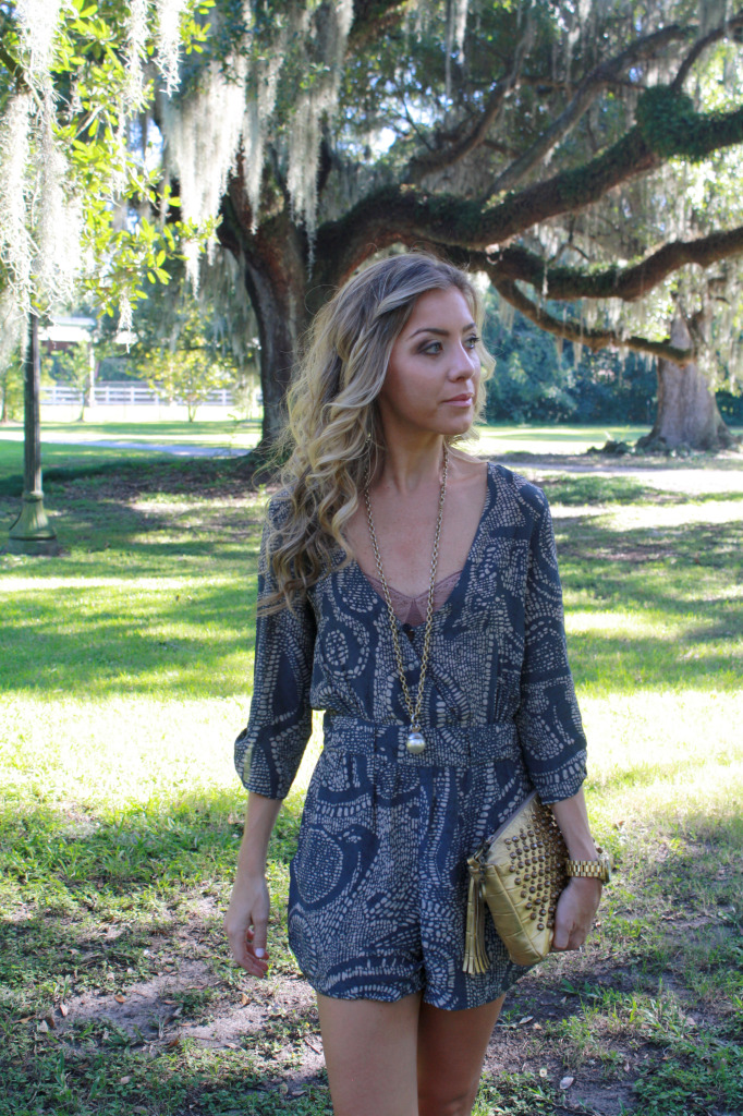 New Orleans, Audubon Park, What I Wore, Travel, Style 9