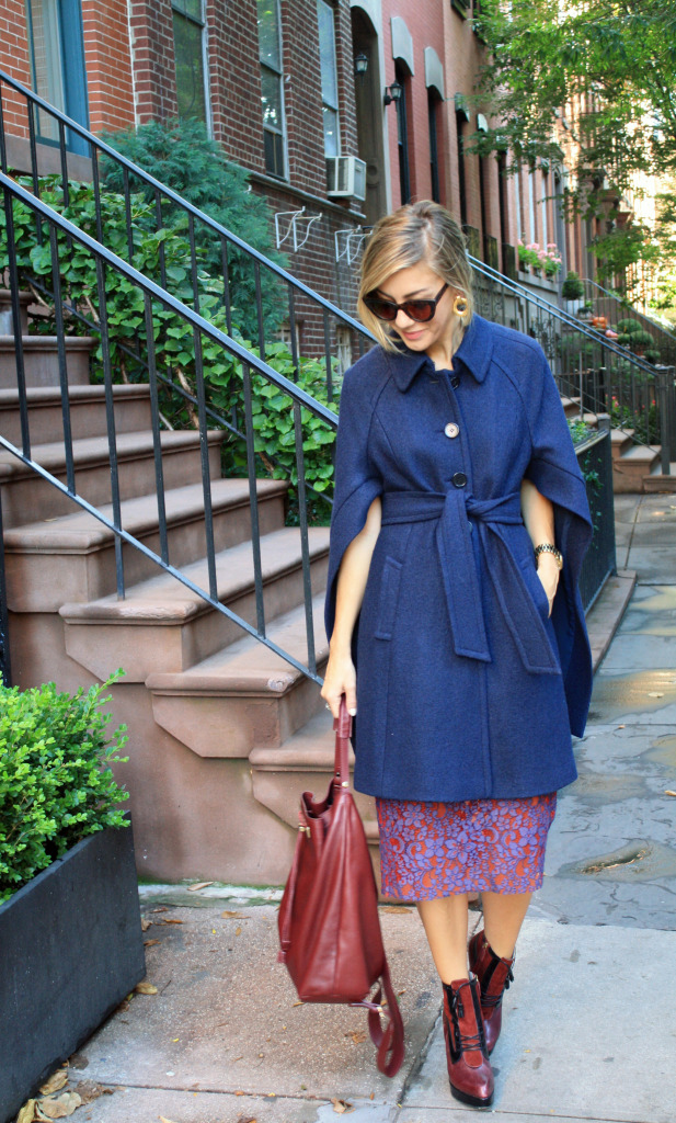 ANN TAYLOR CAPE, CLASSIC, MODERN, FALL FASHION, DETAILS, JASON WU, TJMAXX, BACKPACK, 2