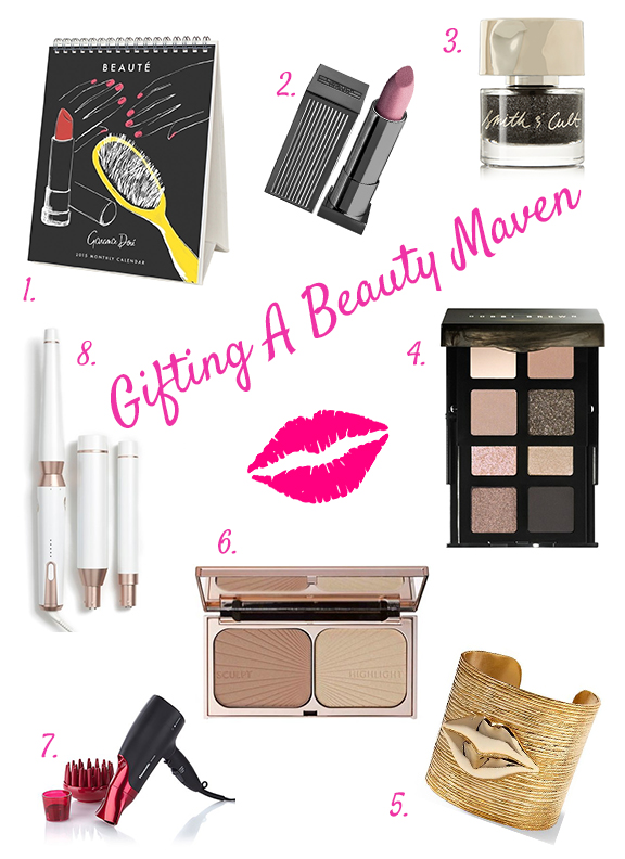 Gifting A Beauty Maven, Beauty, Holiday, Gift Guide
