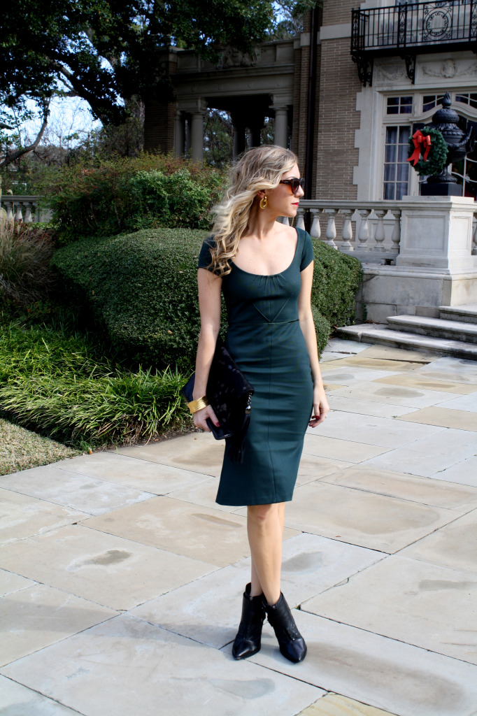 Merry Christmas, Happy Holidays, Zac Posen, Tibi, Dallas, OOTD