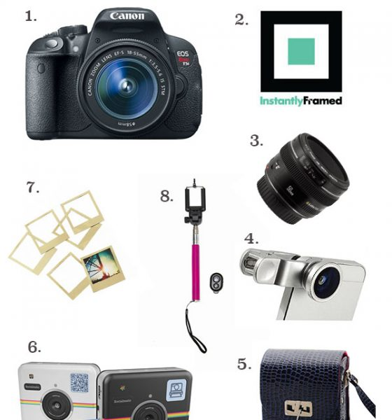 Gift Guide: The Shutterbug