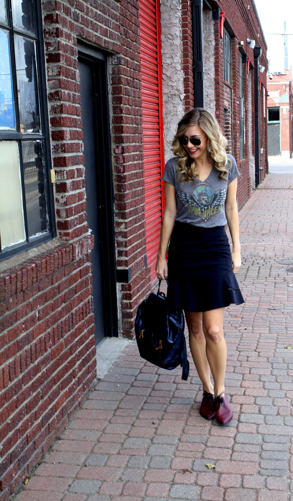 Misha Nonoo, Tibi, L.A.M.B., Street Style, What to wear, Transitional Style, Vintage, Style Blogger