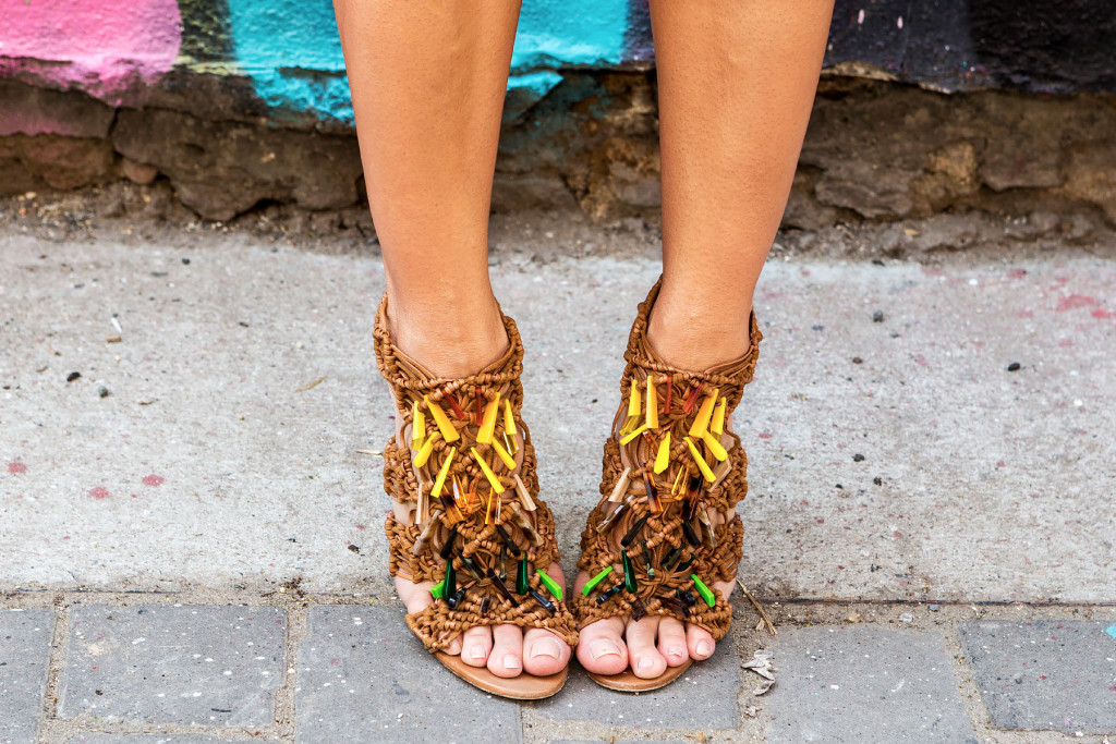 Cinco de Mayo, NYC, Tacombi, Fashion Bloggers, Street Style, OOTD, What to Wear, Party , Jimmy Choos