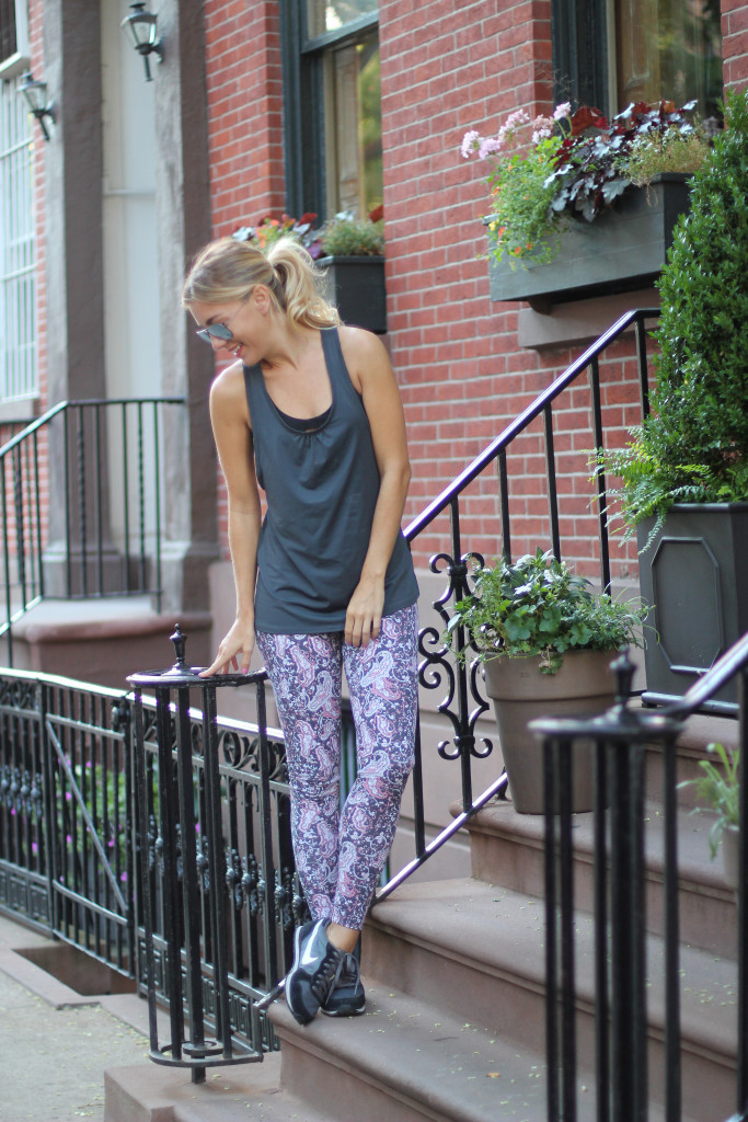 Fitness, Blogger, Activewear, Peony, NYC, good
