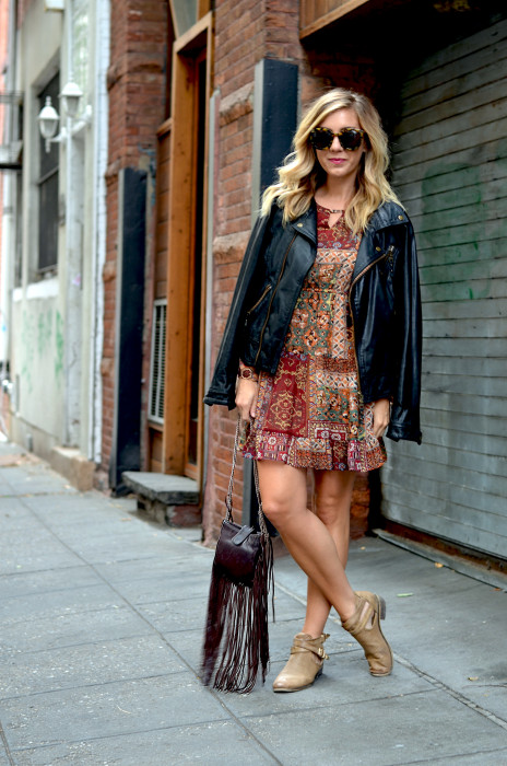 fall, ootd, what i wore, fashion blogger, west village, fall style