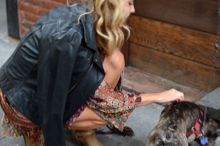 fall, ootd, what i wore, fashion blogger, west village, fall style , frenchie