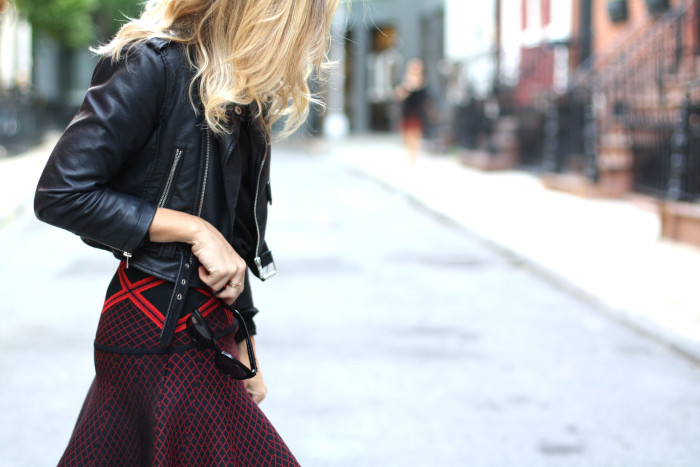 street style, NYC blogger, what i wore, WIW, OOTD, Chanel, Nasty Gal, Ronny Kobo, West village, NYC