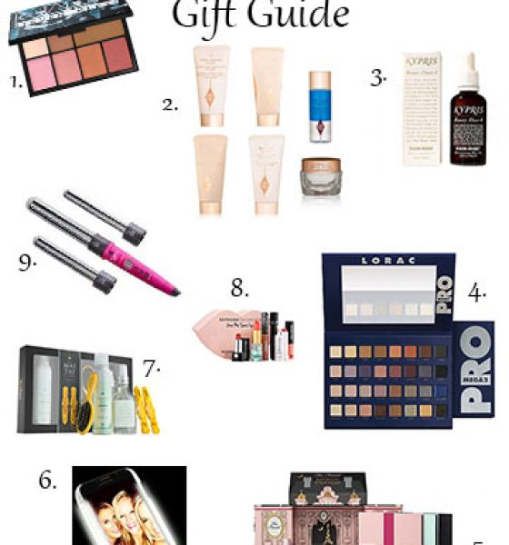 The II Gift Guide:  The Ultimate Beauty Gifts Curated by Stephanie Nelson