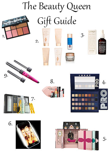 Beauty Gift Guide - SN Recos