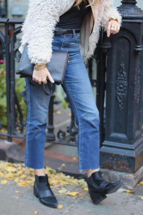 Madewell, What I wore, OOTD, Street Style, NYC