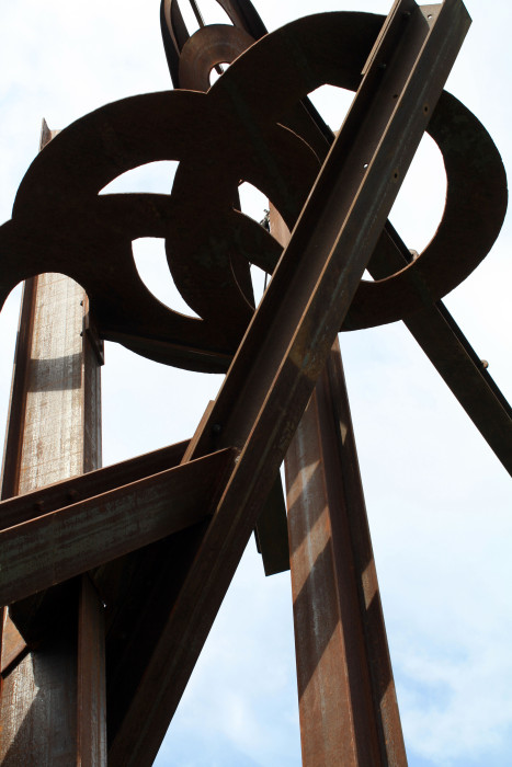 Mark di Suvero, Storm King, Art, Sculpture, Art Center, Roadtrip, NYC, Daytrip, Impossibly Imperfect