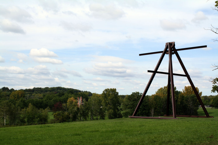 Mark di Suvero, Storm King, Art, Sculpture, Art Center, Roadtrip, NYC, Daytrip, Impossibly Imperfect, Art Center