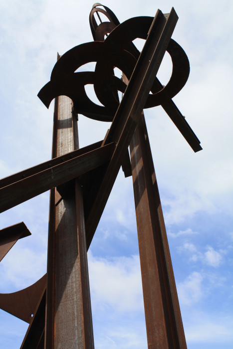 Mark di Suvero, Storm King, Art, Sculpture, Art Center, Roadtrip, NYC, Daytrip, Impossibly Imperfect.jpg