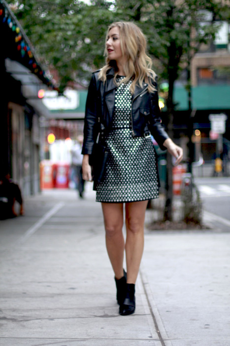 NYE, Nasty Gal, What to Wear, NY, Street Style, Impossibly Imperfect, SOHO, NYC
