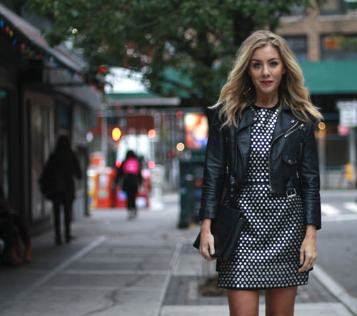 NYE, Nasty Gal, What to Wear, NY, Street Style, Impossibly Imperfect, SoHo