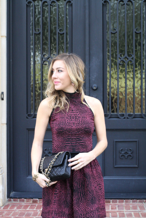 NYE style, What to wear, NYE, NYC, Ronny Kobo, Fashion Blogger, Impossibly Imperfect, OOTD, Chanel, Caviar Bag, LOTN