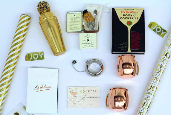 cocktails, travel, travel size, on the go, mixology, gift guide, 2