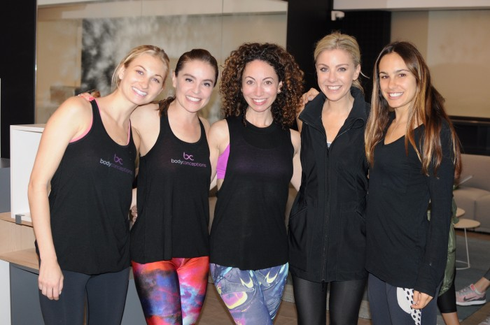 Impossibly Imperfect, Fitness, Event, NYC, Bandier, Body Conceptions