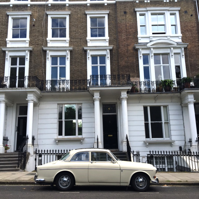Notting Hill, London, Impossibly Imperfect Travels, Adventure, Vintage Cars, Pretty City Londons
