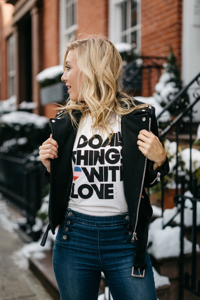 Valentine's Day, Spiritual Gangster, NYC, Street Style, NYFW, Galentine's Day