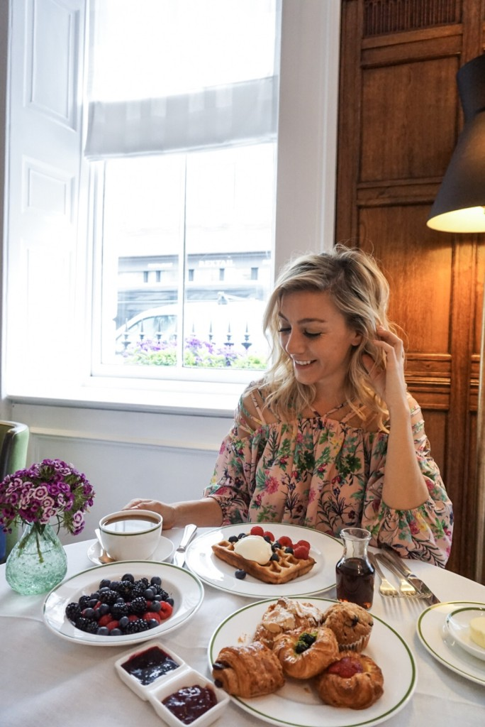 Brown's Hotel, Mayfair, London, Impossibly Imperfect, On the Ten, Travel Blogger, Luxury Travel, Luxury Hotels, Breakfast