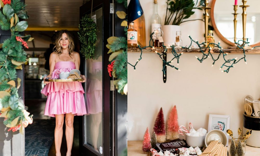 An Elevated S'more Soiree