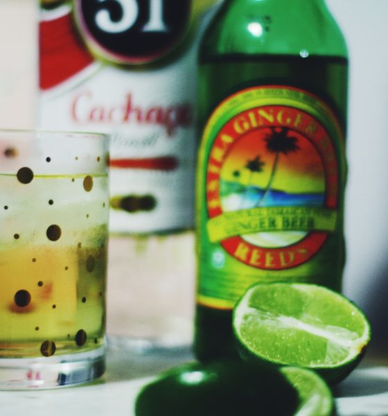 Impossibly Delicious Cocktail: The Brazilian Mule