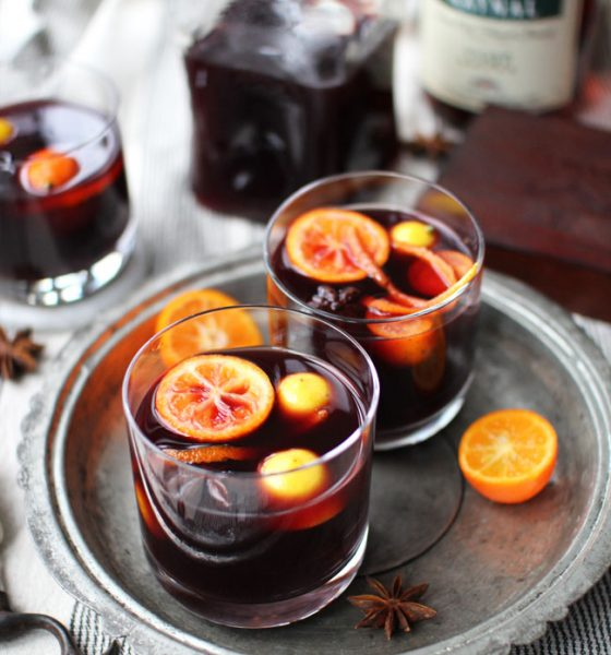 Impossibly Delicious Cocktail Holiday Edition: Mulled Wine