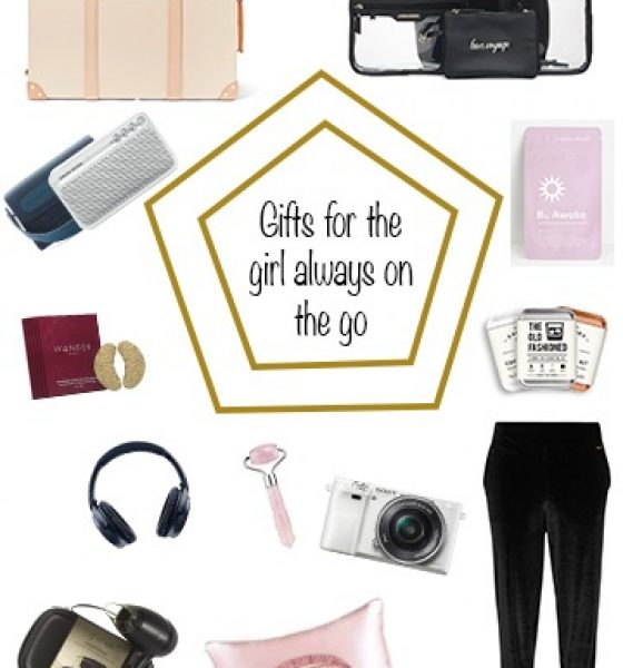 The Jetsetter's Must-Have Gift Guide